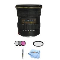 Tokina AT-X 116 PRO DX-II 11-16mm f/2.8 Lens for Canon EF Filter Kit UV Bundle