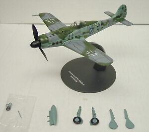 Focke Wulf Fw-190 D-9, Modèle Déjà Assemblé, Atlas , 1:72, Métal, Neuf