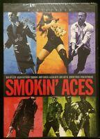 Smokin' Aces (DVD, 2007, Widescreen) Ryan Reynolds, Alicia Keys, Ben Affleck