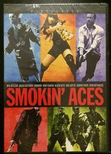Smokin' Aces (DVD, 2007, Widescreen) Ryan Reynolds, Alicia Keys, Ben Affleck