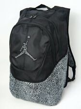 509670ac276 Nike Air Jordan Jumpman Backpack 9A1414-023 Black White Elephant Laptop $60  NEW