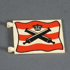 Lego Flag Admiralsschiff Imperial Crossed Cannons