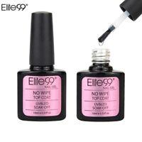 Elite99 10ml Kleine Klebrige Schicht Nicht-Reinigung Topcoat Shinny UV LED GEL