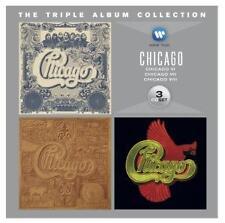 The triple Album Collection di Chicago (2012), nuovo OVP, 3 CD Set