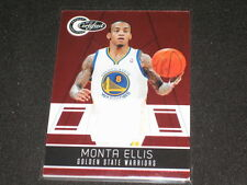 Monta Ellis Certified Authentic Game Used Jersey Basketball Card #23/249