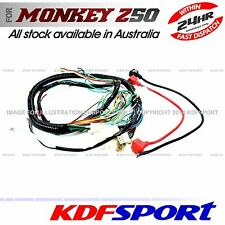KDF LIGHTS WIRE WIRING HARNESS WIRES FOR HONDA MONKEY Z50 50CC Z50J BIKE PARTS