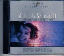 (CY107) Mehr als Sehnsucht, Traummelodien fur Verliebte - 1993 CD