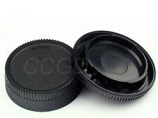 Body & Rear Lens Cap For All Nikon D40x D80 D200 D60 D300 DSLR SLR Camera