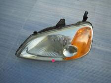 Honda Civic Headlight Front Head Lamp 01 02 03 Sedan