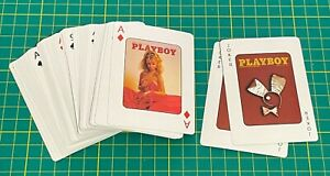 Playboy Press To Play Magazine Cover Playing Cards - 2010