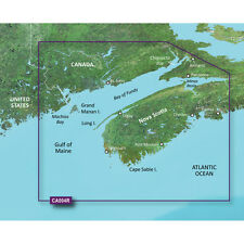 Garmin BlueChart g2 Vision- Vca004R - Bay of Fundy - microSd/Sd
