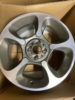 Genuine Fiat Abarth 172 alloy wheel brand new 51880399 - old stock