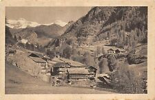5501) VALLE D'AOSTA GRESSONEY, GRAND HOTEL MIRAVALLE.