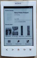 "| Sony E-Reader PRS-T2 6"" E Reader, White"