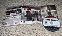 Tomb Raider Game of the Year Edition (PlayStation 3 PS3) Complete