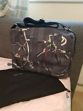 Brand new Paul smith flight bag bike print RRP£235