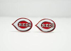 Cincinnati Reds Cufflinks MLB Baseball