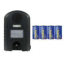 Weitech-Garden Protector 2 inklusive 4 Heitech Mono/D Batterien Marder Waschbär