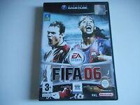 JEU GAMECUBE - FIFA 06 ( avec notice )