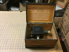 collection: MAGIC LANTERN PROJECTOR #9 w box w drawer for slides