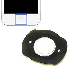For Apple iPod Touch 4th Generation 4G Home Button & Rubber White OEM