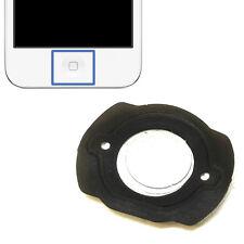 Botón De Inicio Para Apple iPod Touch 4 Blanco Caucho Teclado Menú medio de reemplazo