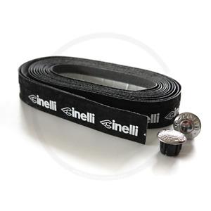Cinelli Logo Velvet Ribbon | Synth. Lenkerband | Rennrad, Singlespeed, Fixie
