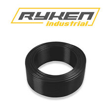 "1/8"" Hose Flexible - Nylon - Black / Ryken - Pneumatic Air Line Tube / Per Meter"