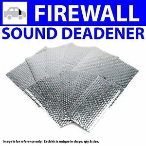 Heat & Sound Deadener Ford Thunderbird 1955 - 1957 Firewall Kit 11034Cm2