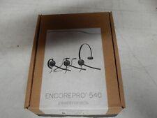Plantronics EncorePro HW540 Black Versatile Headsets (NEW) #R695