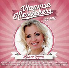 Laura Lynn : Vlaamse Klassiekers - 40 hits (2 CD)