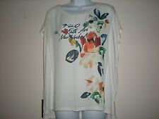WOMENS AMERCROMBIE & FITCH DOLMEN SLEEVE SHIRT SIZE S  NWT