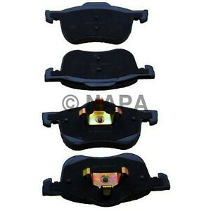 Disc Brake Pad Set-T5 Front NAPA/RAYLOC SAFETY STOP-RSS SS7664M