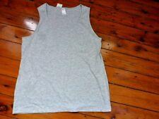 Ladies Sleepwear Sleeveless Grey Size 14-16
