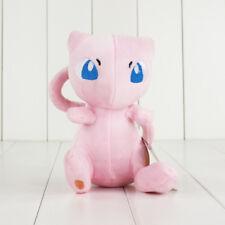 Mew Plush 16cm Pokemon Soft Stuffed Toy Animal Teddy Bear Anime Cute Kawaii Go