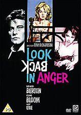 LOOK BACK IN ANGER 2009 Richard Burton Claire Bloom Tony Original NEW UK R2 DVD