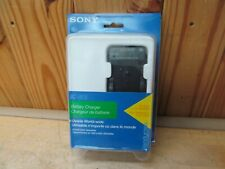 Genuine Sony BC-V615 (U) Camcorder Camera Lithium Battery Charger (Wall/Home)
