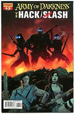ARMY OF DARKNESS HACK SLASH #3 A, NM-, 2013, Horror, more AOD in store
