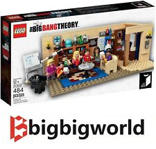 LEGO 21302 Ideas The Big Bang Theory BRAND NEW SEALED BOX