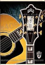 More details for guild acoustic guitar advert -  - 1997 advertisement