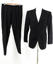 TOMMY HILFIGER Anzug Gr. 48 / S Wolle (SUPER 100'S) Business Suit
