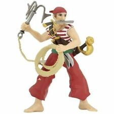 Pirate With Grapnel - Action Figures by Papo Figures (39469) RED