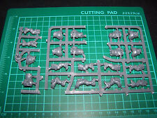 5 Space Marine Primaris Reivers Torsos and Legs (bits)