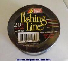South Bend Sporting Goods 20lb 270yds Mono Monofilament Line M-1420 NIP NOS