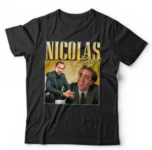 Nicolas Cage Appreciation Tshirt Unisex & Kids