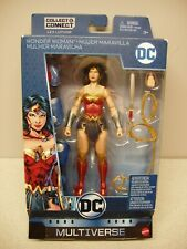 DC Multiverse Wonder Woman Connect and Collect Lex Luthor
