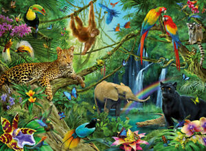 Ravensburger XXL Large Piece Childrens Jigsaw Puzzles Choose from 100/200/300pc