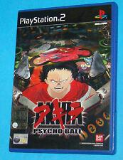 Akira Psycho Ball PsychoBall- Sony Playstation 2 PS2 - PAL