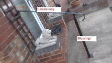 Wrought Iron hand rail Metal hand rail