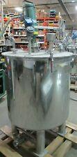 Precise Paint Mixing Tank Kettle Pot Stainless Lightnin Mixer Ev5l25 46196dh